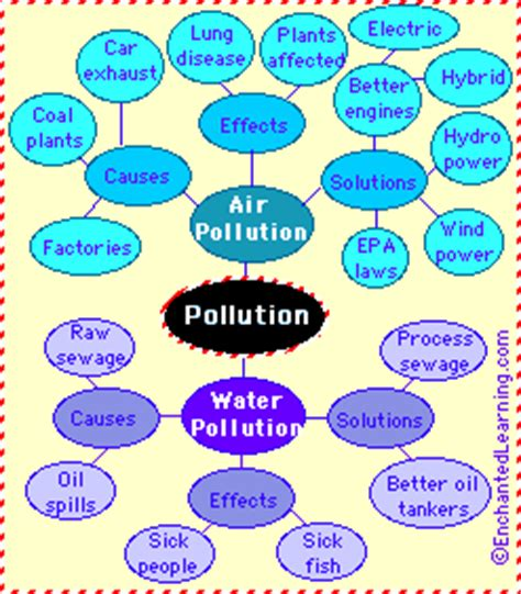 Environmental pollution and solution essay